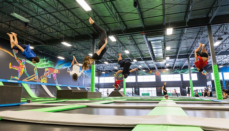 Trampoline discount coupons