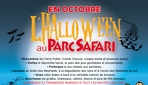 L'HALLOWEEN AU PARC SAFARI